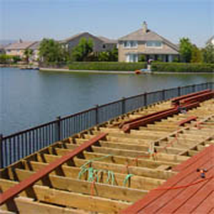 tracy deck builders